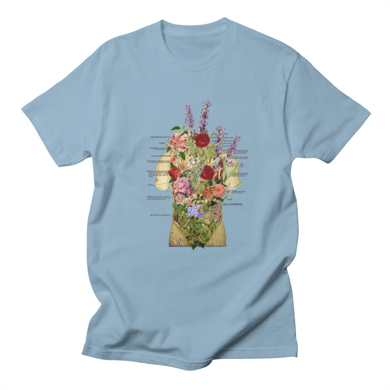 Growth -spring Women's Regular Unisex T-Shirt by gasponce