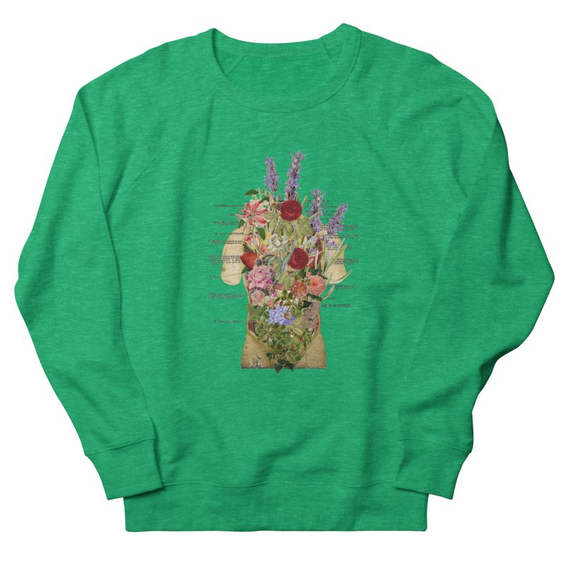 Growth -spring Women's French Terry Sweatshirt by gasponce