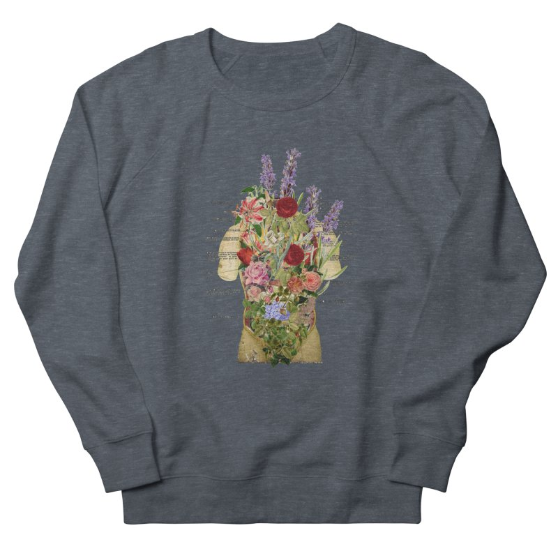 Growth -spring Men's French Terry Sweatshirt by gasponce