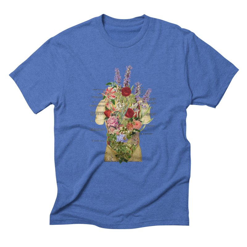 Growth -spring Men's Triblend T-Shirt by gasponce