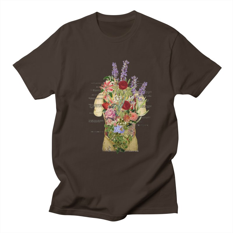 Growth -spring Men's Regular T-Shirt by gasponce