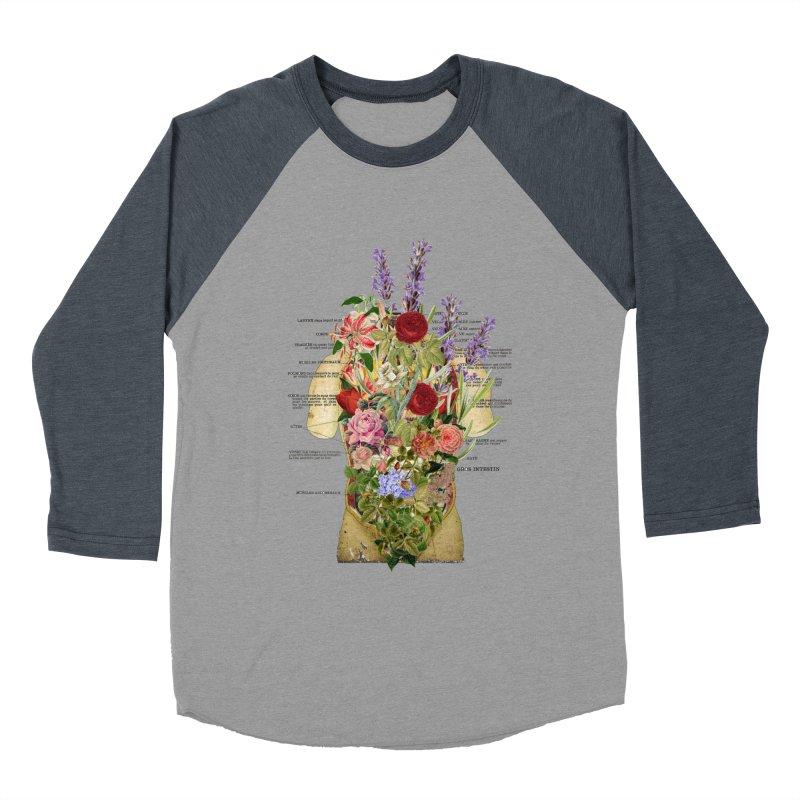 Growth -spring Women's Baseball Triblend Longsleeve T-Shirt by gasponce