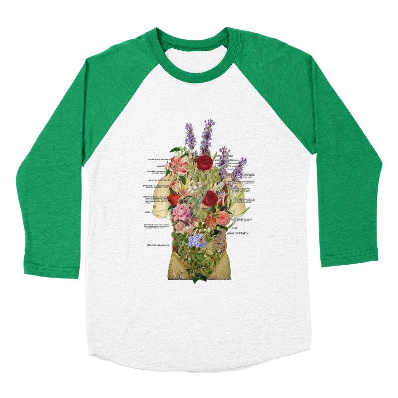 Growth -spring Men's Baseball Triblend Longsleeve T-Shirt by gasponce