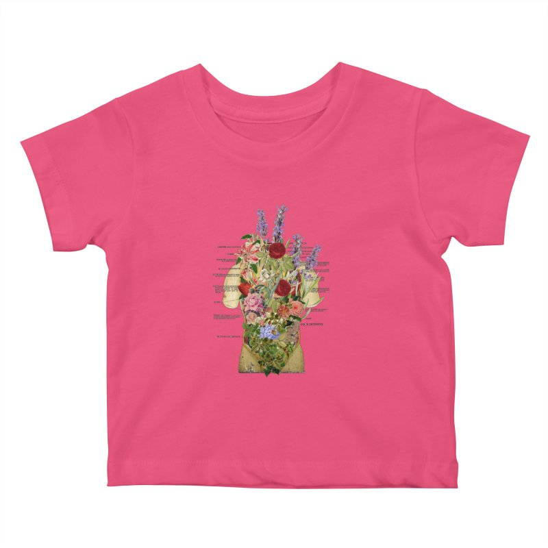 Growth -spring Kids Baby T-Shirt by gasponce