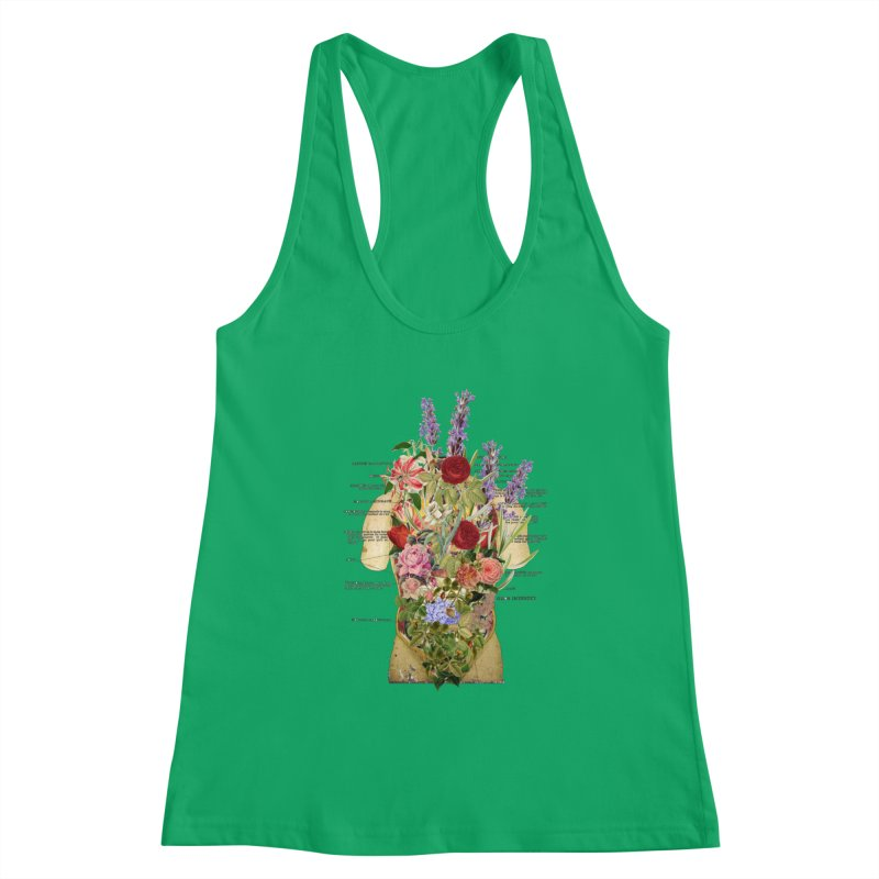 Growth -spring Women's Tank by gasponce