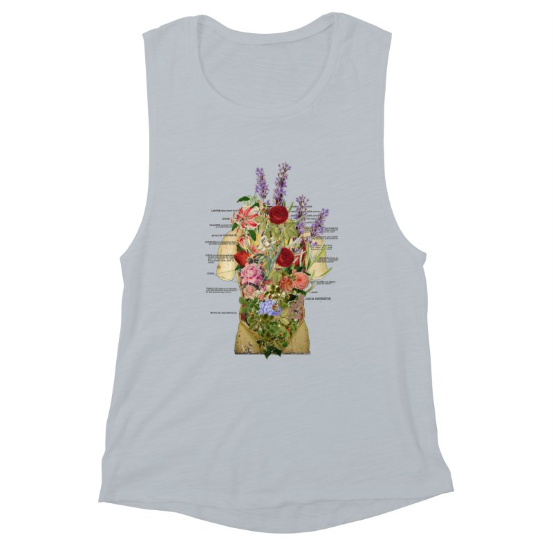 Growth -spring Women's Muscle Tank by gasponce