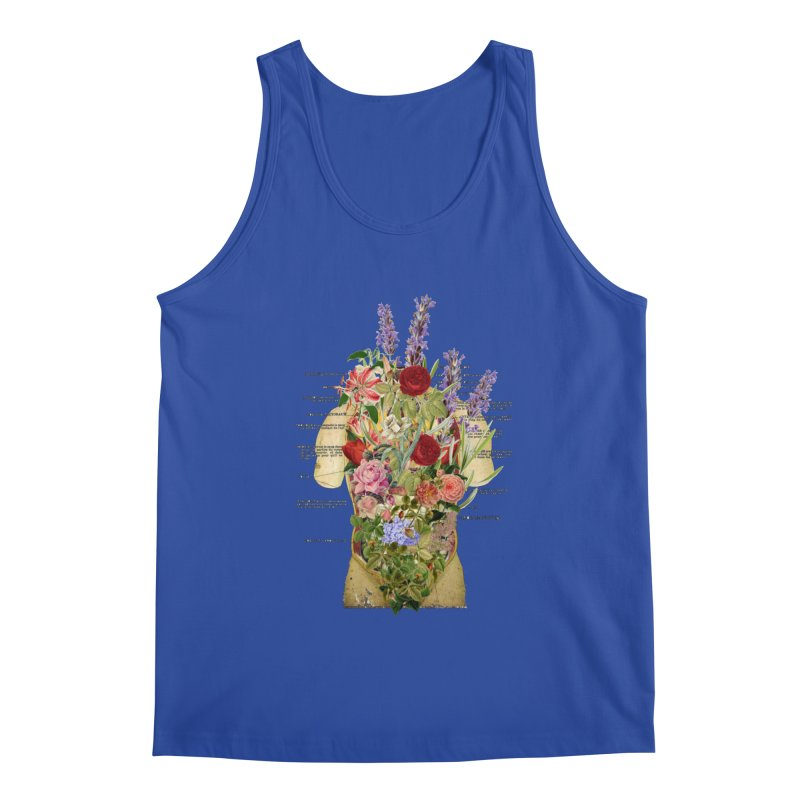 Growth -spring Men's Tank by gasponce
