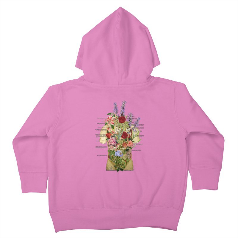Growth -spring Kids Toddler Zip-Up Hoody by gasponce