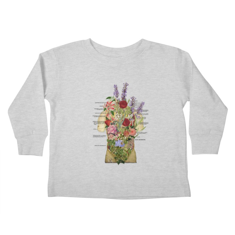 Growth -spring Kids Toddler Longsleeve T-Shirt by gasponce