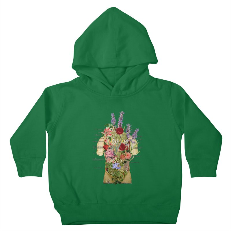 Growth -spring Kids Toddler Pullover Hoody by gasponce