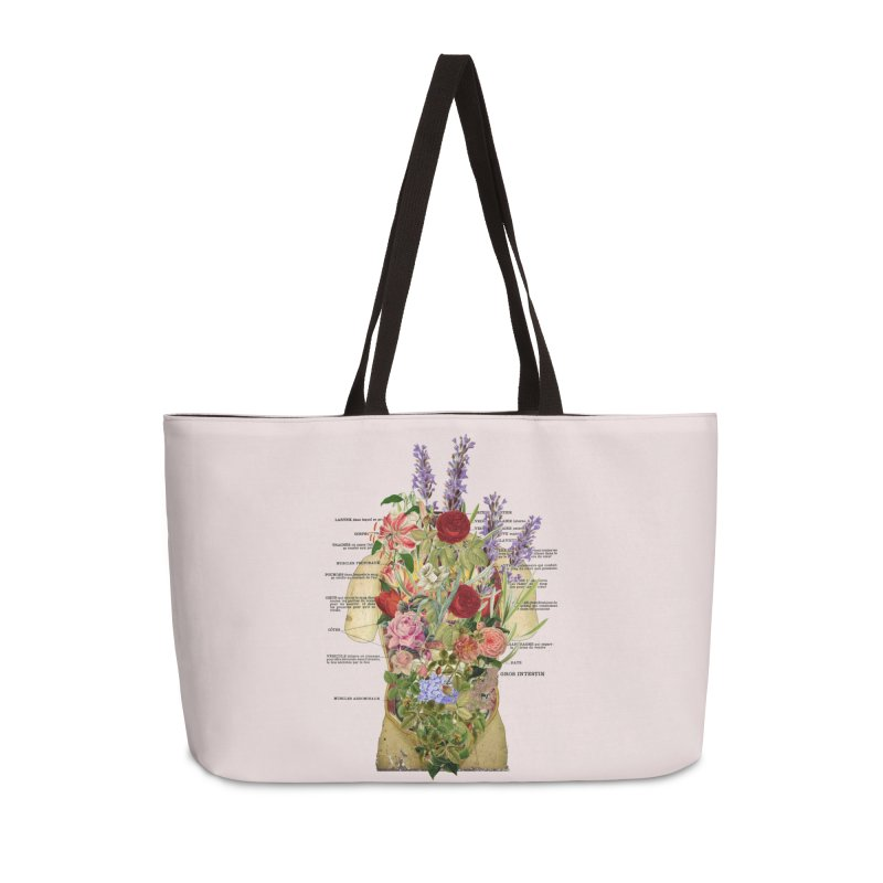 Growth -spring Accessories Weekender Bag Bag by gasponce
