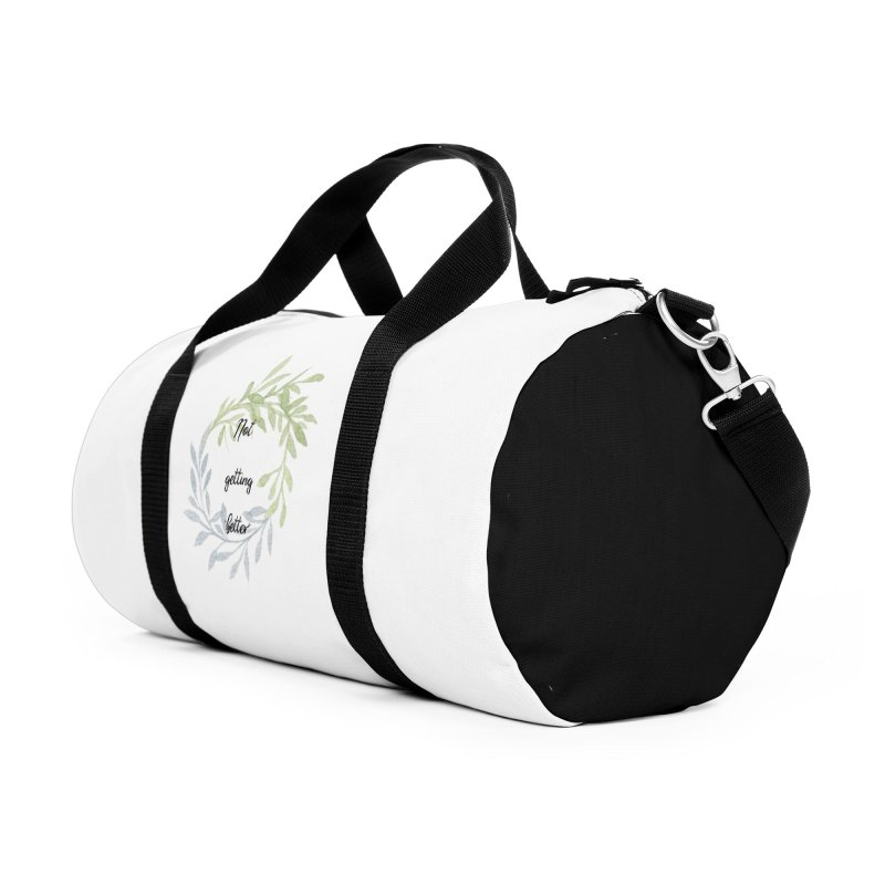 Better! Accessories Duffel Bag Bag by gasponce