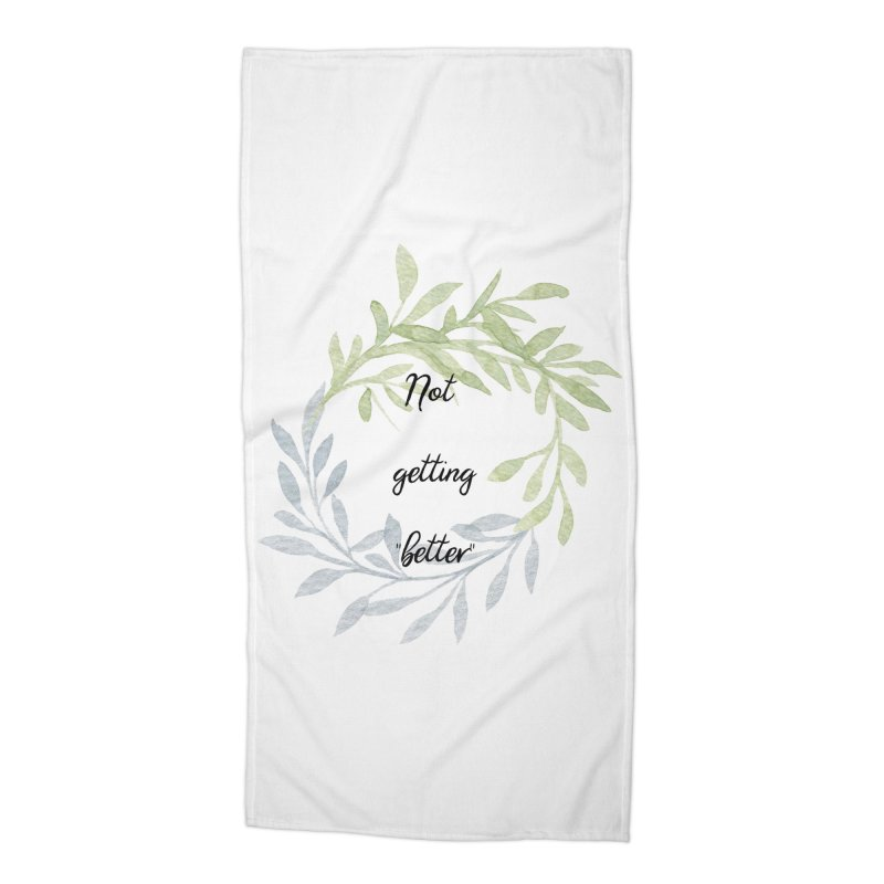 Better! Accessories Beach Towel by gasponce