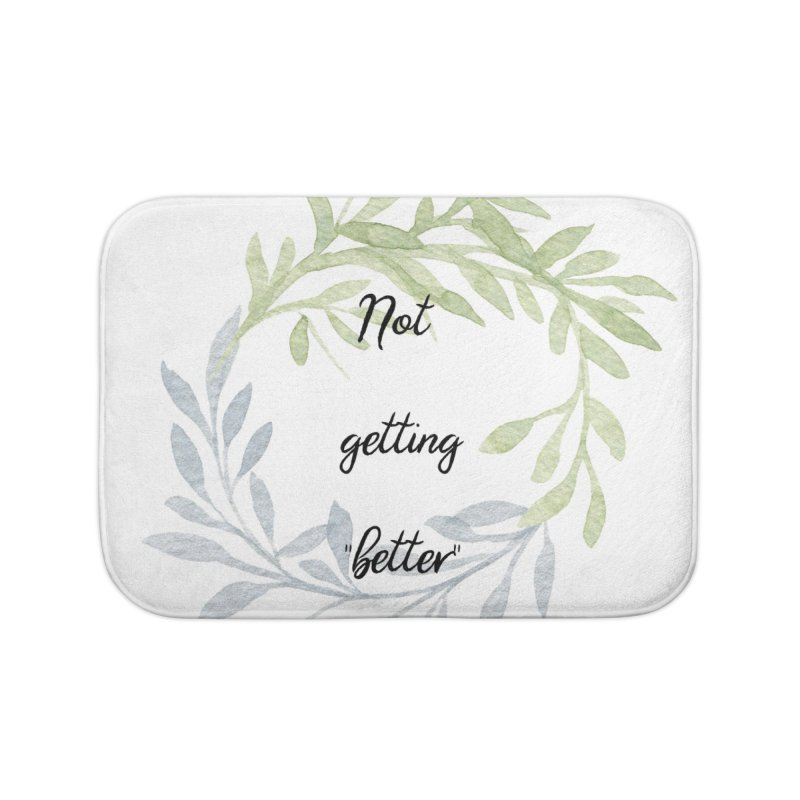 Better! Home Bath Mat by gasponce