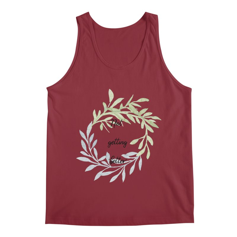 Better! Men's Regular Tank by gasponce