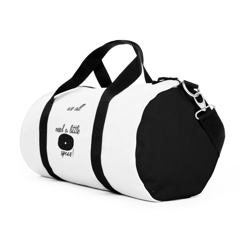 Space! Accessories Duffel Bag Bag by gasponce