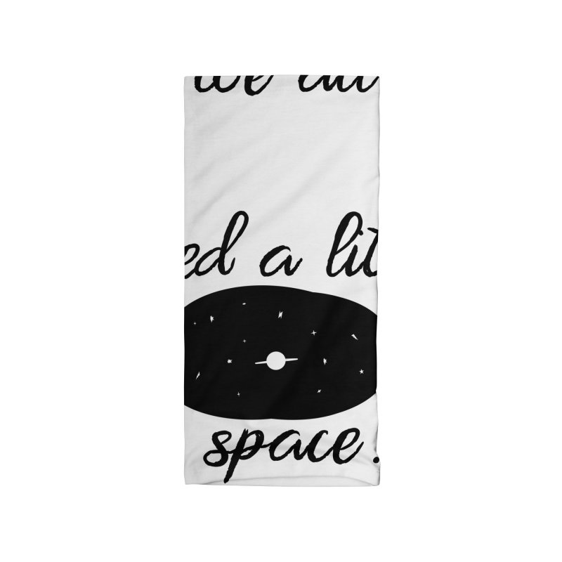 Space! Accessories Neck Gaiter by gasponce