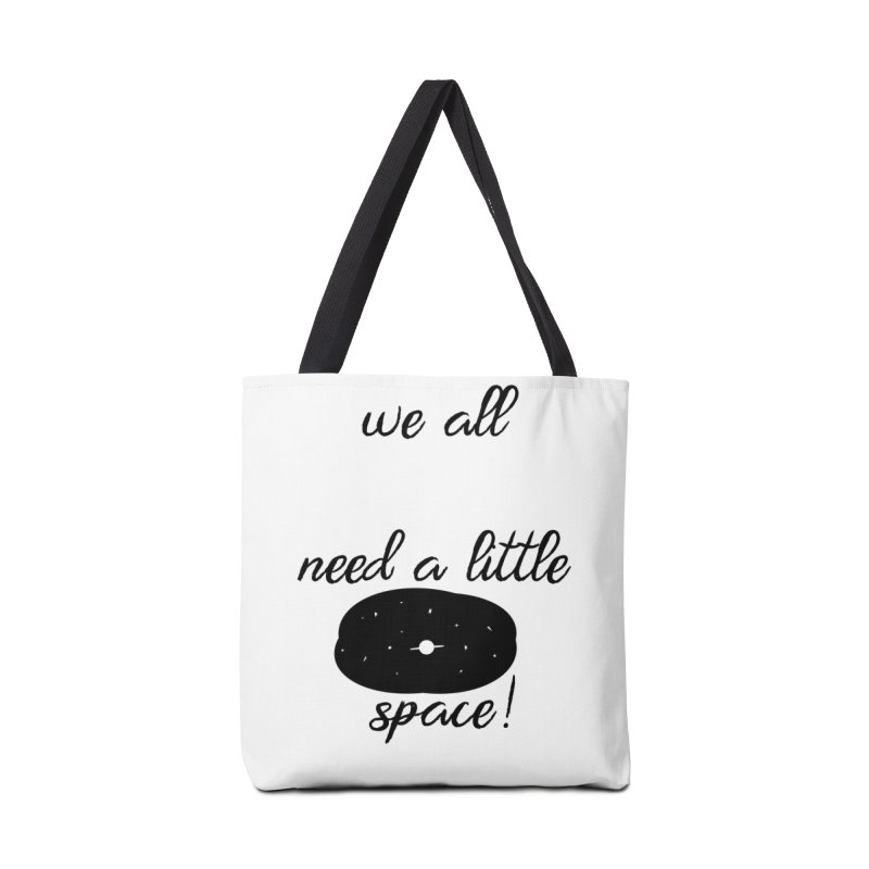 Space! Accessories Tote Bag Bag by gasponce