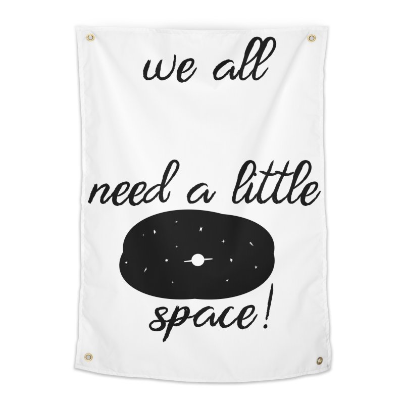 Space! Home Tapestry by gasponce