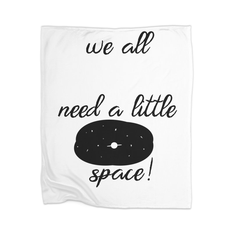 Space! Home Blanket by gasponce