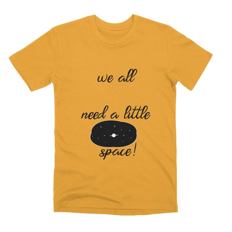 Space! Men's Premium T-Shirt by gasponce