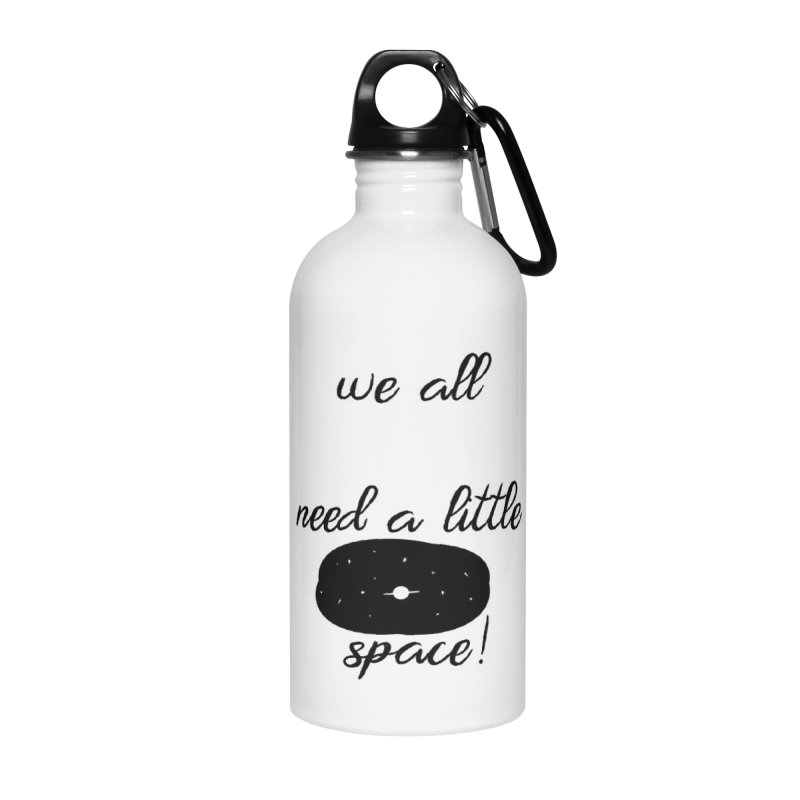Space! Accessories Water Bottle by gasponce