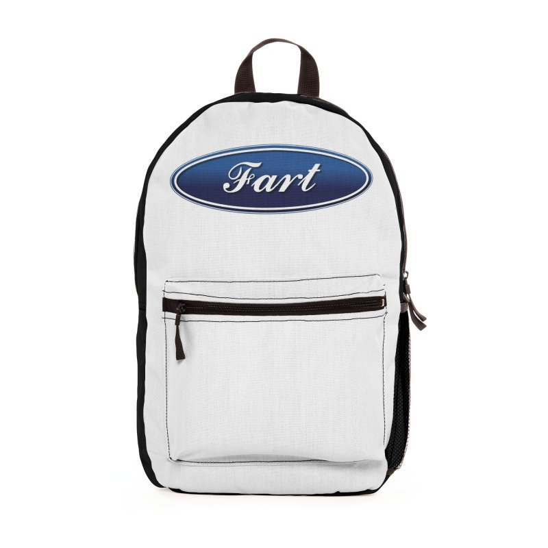 Fart! Accessories Bag by gasponce
