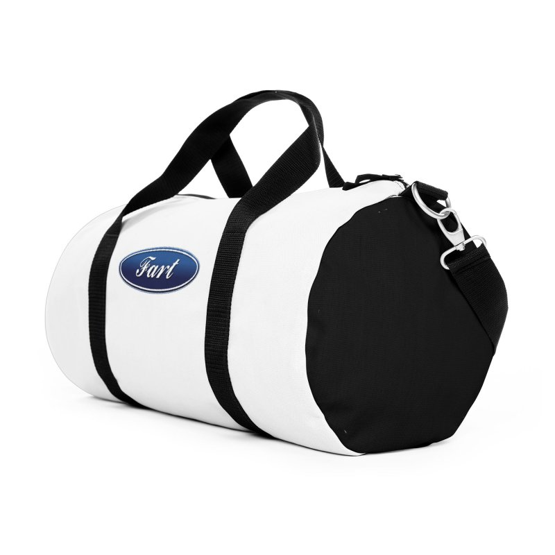 Fart! Accessories Duffel Bag Bag by gasponce