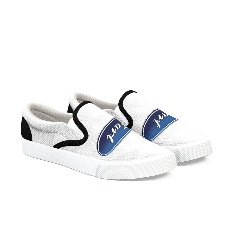 Fart! Men's Slip-On Shoes by gasponce