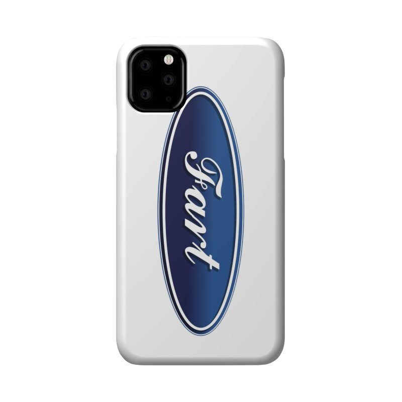 Fart! Accessories Phone Case by gasponce