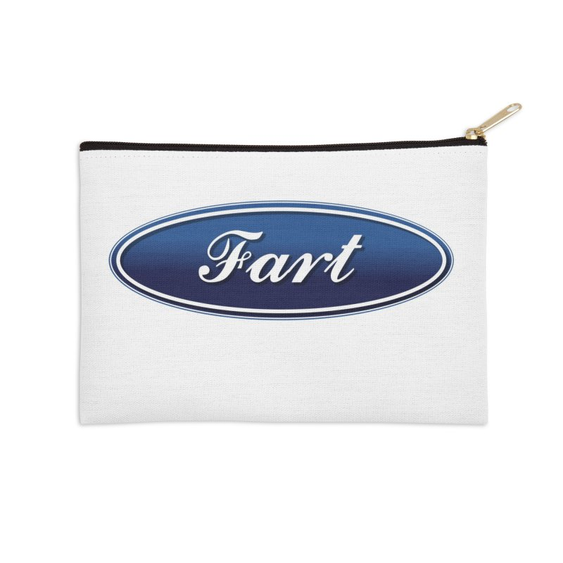 Fart! Accessories Zip Pouch by gasponce