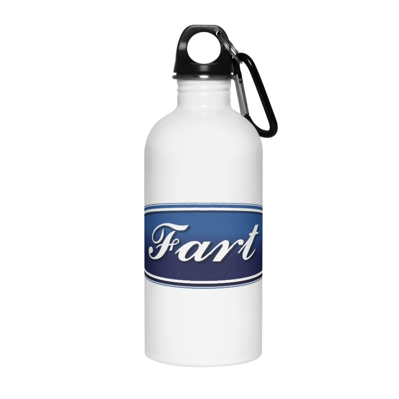 Fart! Accessories Water Bottle by gasponce