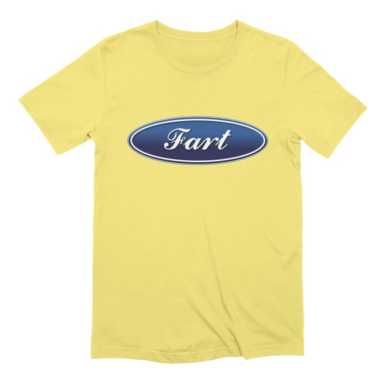 Fart! Men's Extra Soft T-Shirt by gasponce