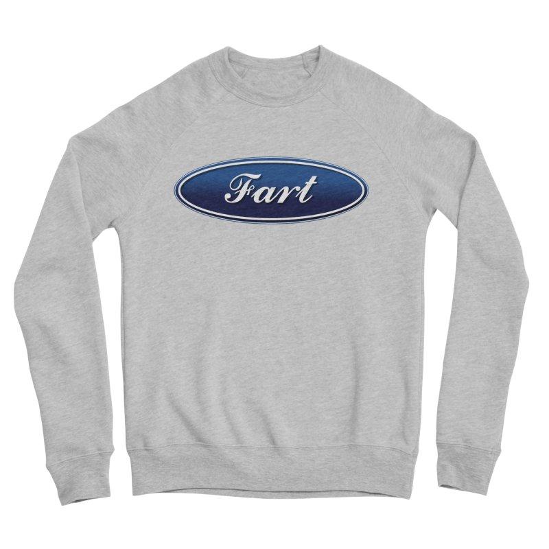 Fart! Women's Sponge Fleece Sweatshirt by gasponce