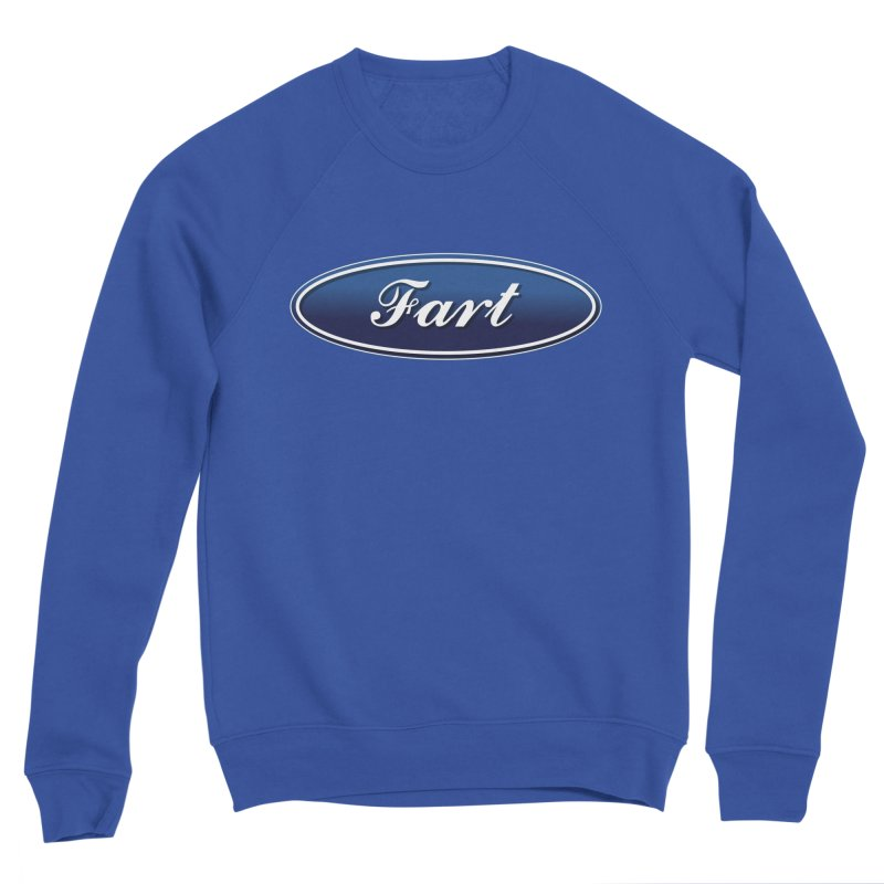 Fart! Men's Sweatshirt by gasponce