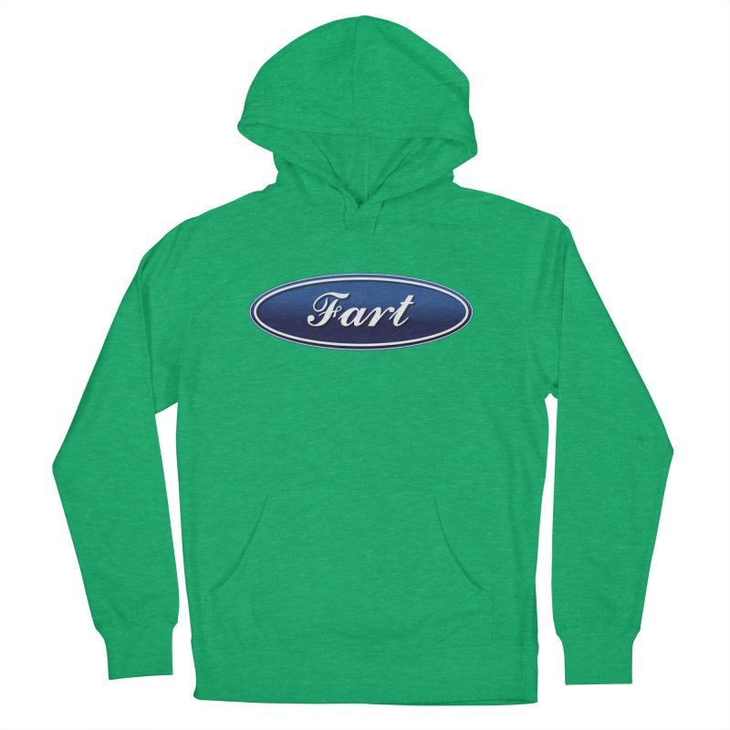 Fart! Women's French Terry Pullover Hoody by gasponce