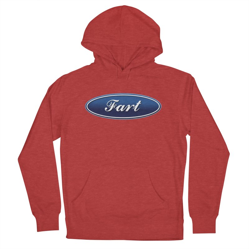 Fart! Men's French Terry Pullover Hoody by gasponce