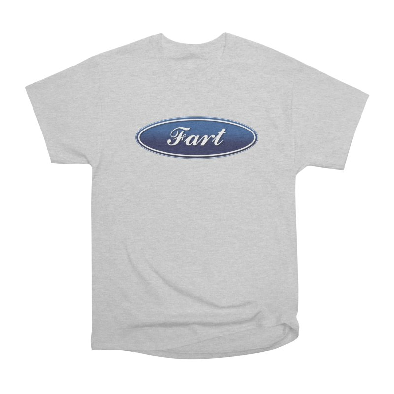 Fart! Men's Heavyweight T-Shirt by gasponce
