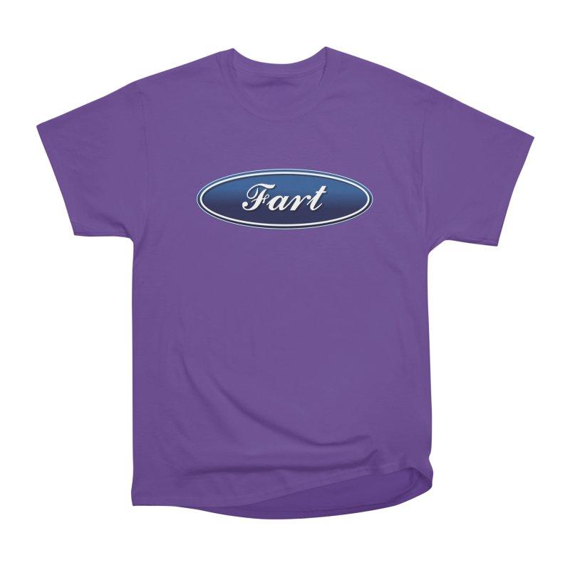 Fart! Men's Heavyweight T-Shirt by gasponce