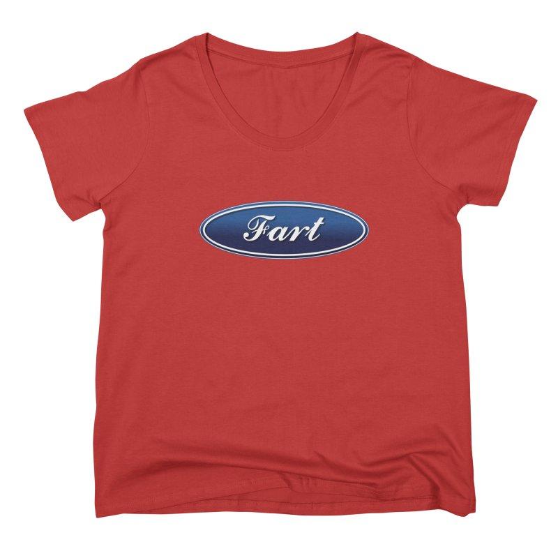 Fart! Women's Scoop Neck by gasponce