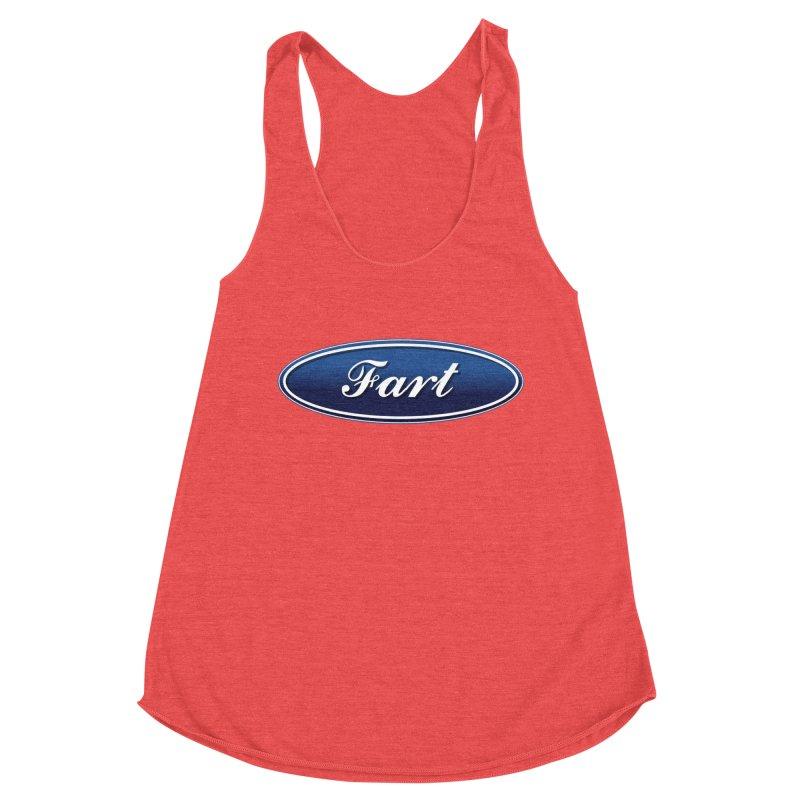 Fart! Women's Tank by gasponce