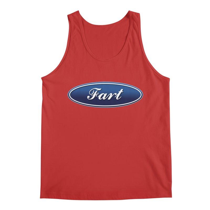 Fart! Men's Regular Tank by gasponce