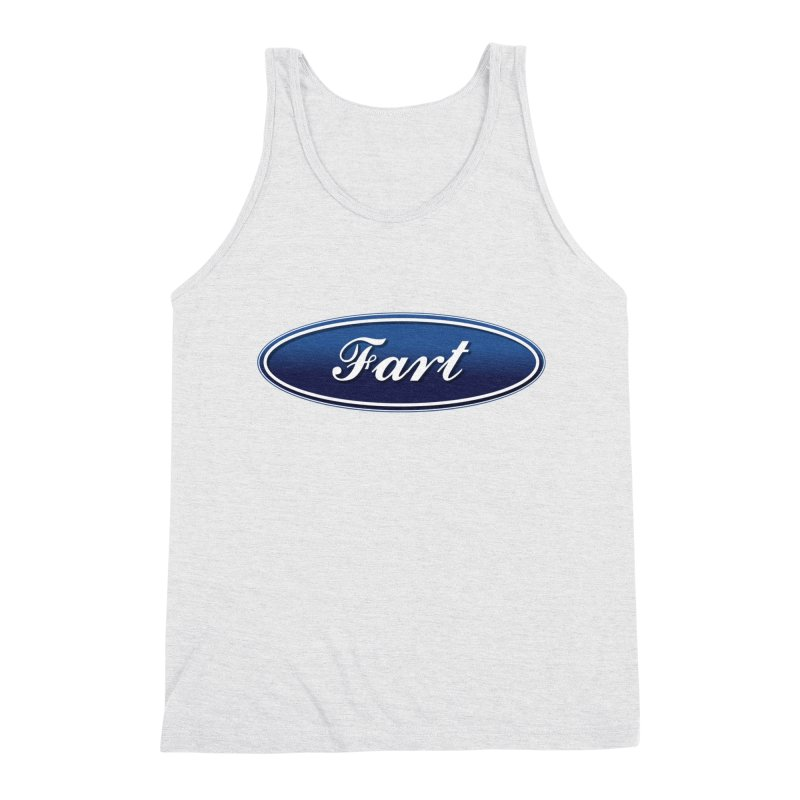 Fart! Men's Triblend Tank by gasponce