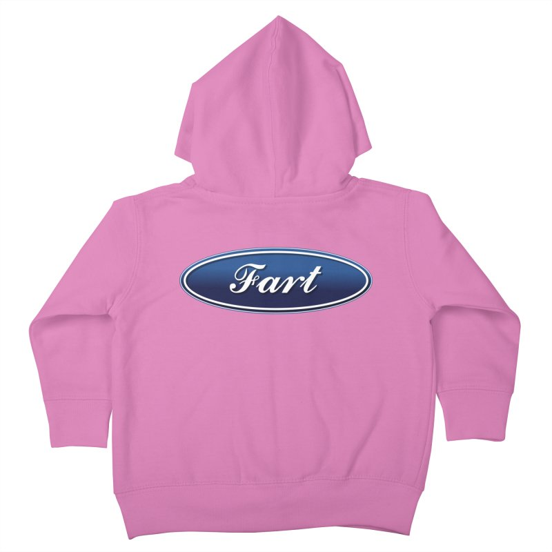 Fart! Kids Toddler Zip-Up Hoody by gasponce