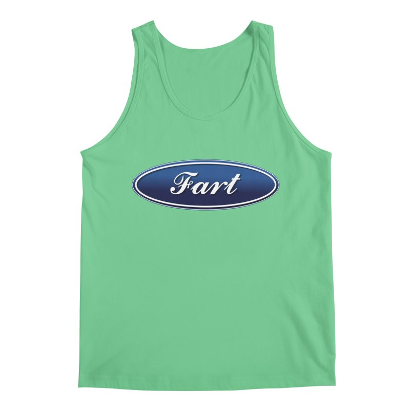 Fart! Men's Regular Tank by gasponce