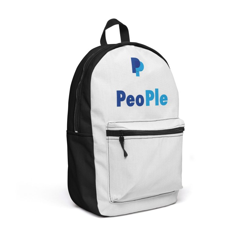 People! Accessories Backpack Bag by gasponce