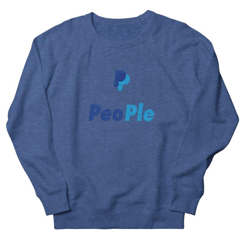People! Men's Sweatshirt by gasponce