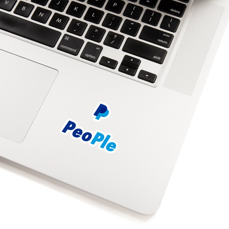 People! Accessories Sticker by gasponce
