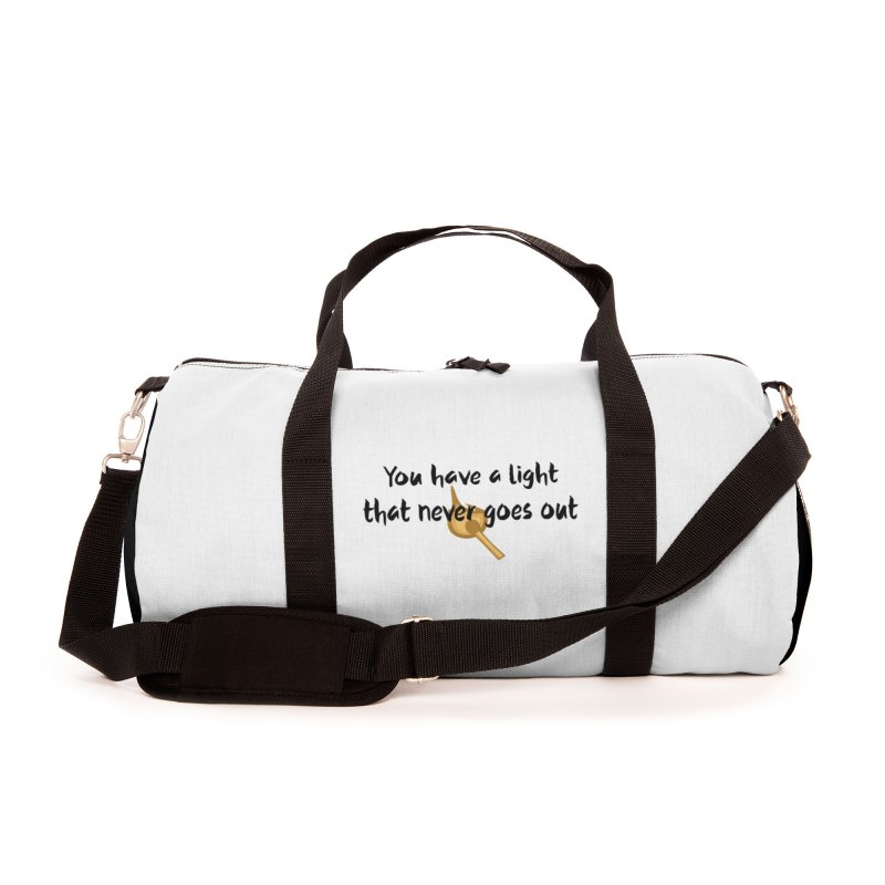 LIGHT! Accessories Bag by gasponce