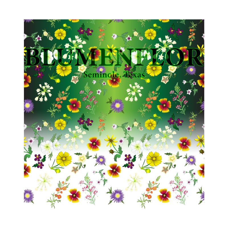 Blumenflor West Texas Wildflowers 2 Women's T-Shirt by gattacho's Artist Shop